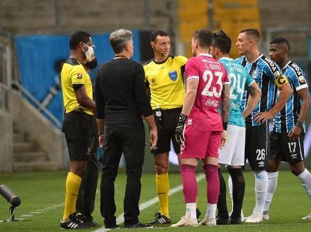 Resumo: Jogo tranquilo, mas sempre com aquela pegada a Libertadores